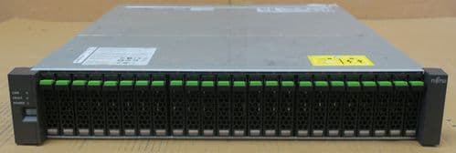 Fujitsu Eternus DX40 S2 DE Disk Expansion Shelf ETNAD2DU + 24x 450GB 10K HDD